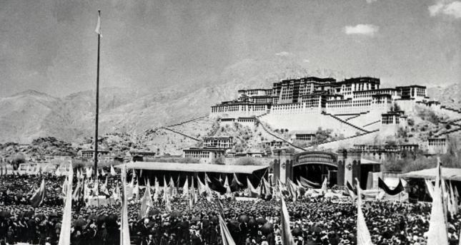 tibetan-uprising